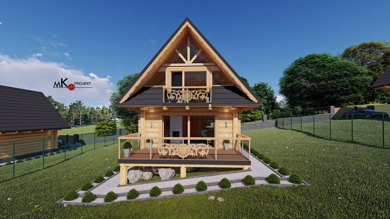 Dom na sprzedaż Sucha Beskidzka, Stryszawa  124m2 Foto 3