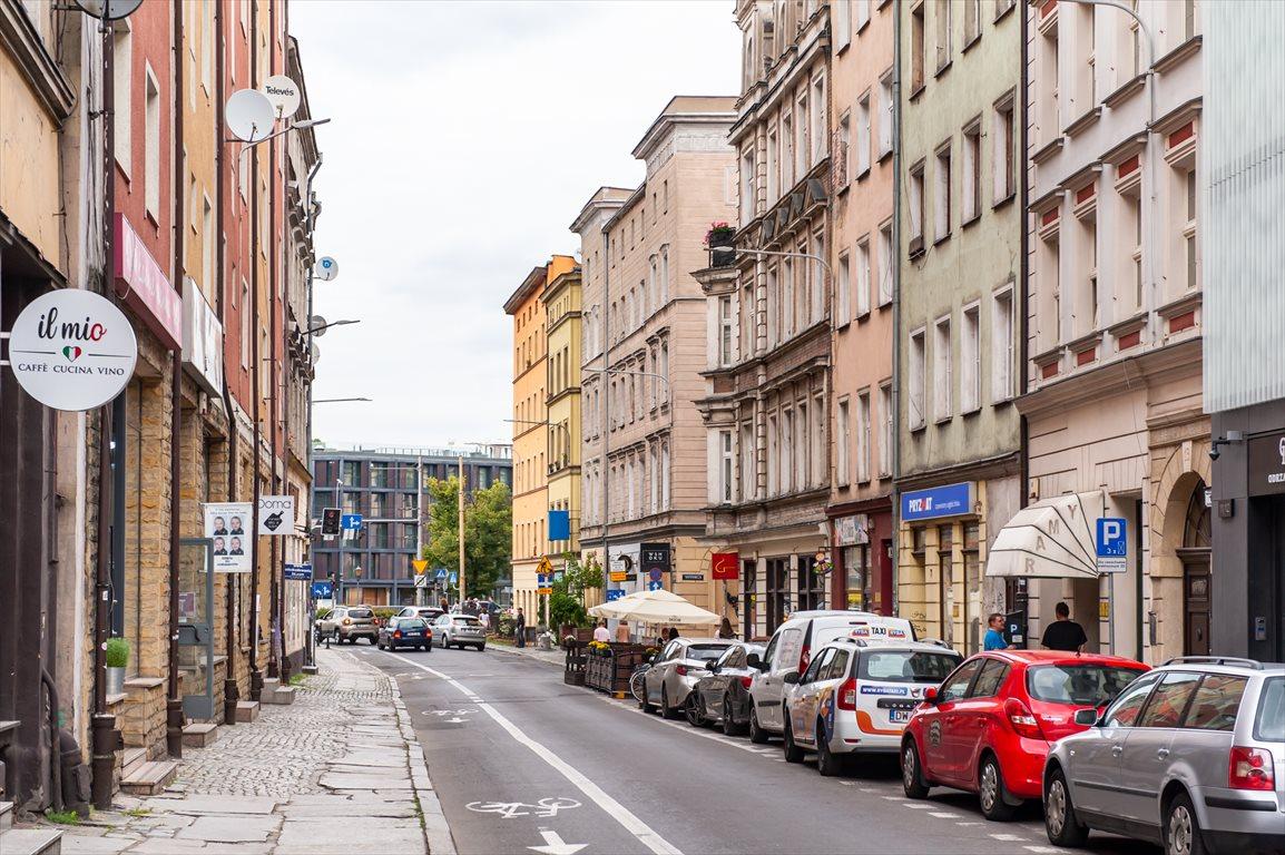 Mieszkanie trzypokojowe na sprzedaż Wrocław, Stare Miasto, Rynek, Odrzańska  51m2 Foto 13