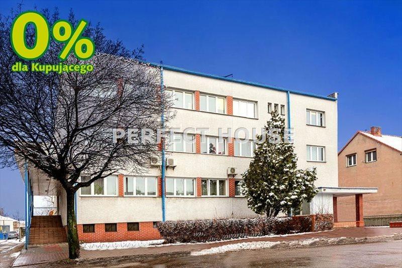 Lokal użytkowy na sprzedaż Wągrowiec, Przemysłowa  1470m2 Foto 3