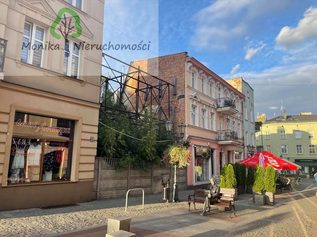 Działka inwestycyjna na sprzedaż Tczew, Dąbrowskiego  367m2 Foto 2