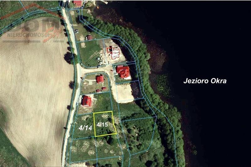 Działka budowlana na sprzedaż Drawsko Pomorskie, Jezioro, Las, Tereny rekreacyjne, Okrzei  1003m2 Foto 2