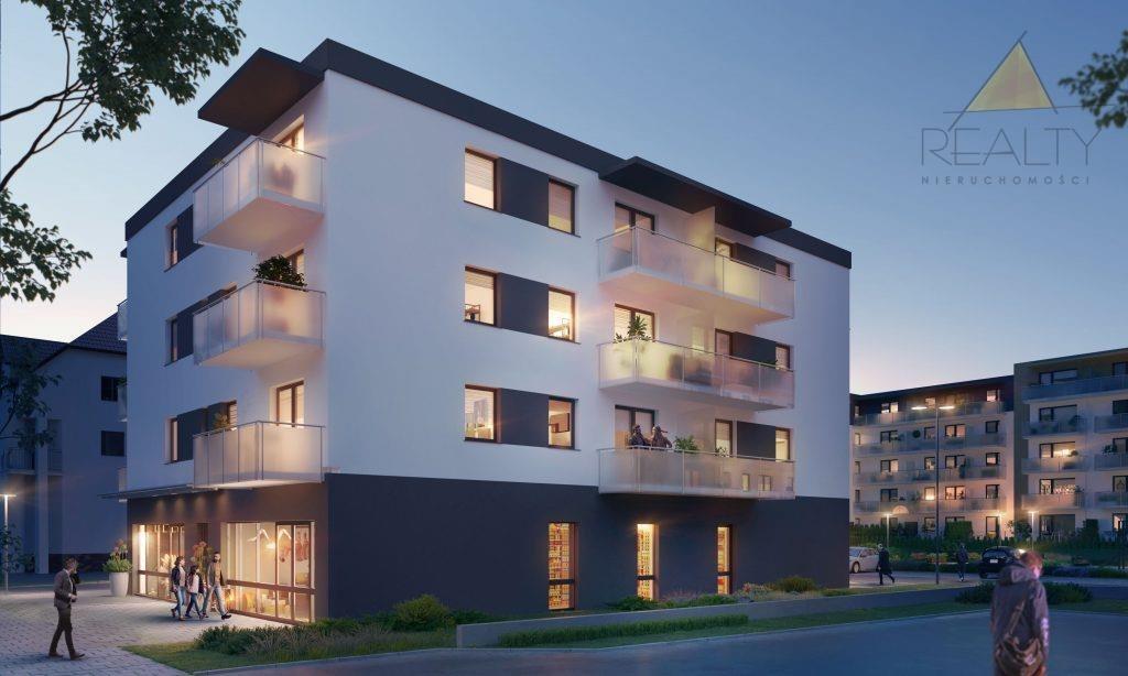 Mieszkanie trzypokojowe na sprzedaż Leszno, os. Ogrody  60m2 Foto 11