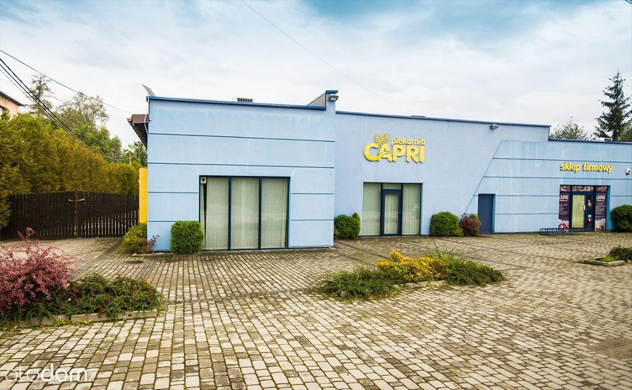Lokal użytkowy na sprzedaż Bielsko-Biała, Rybarzowice  925m2 Foto 1