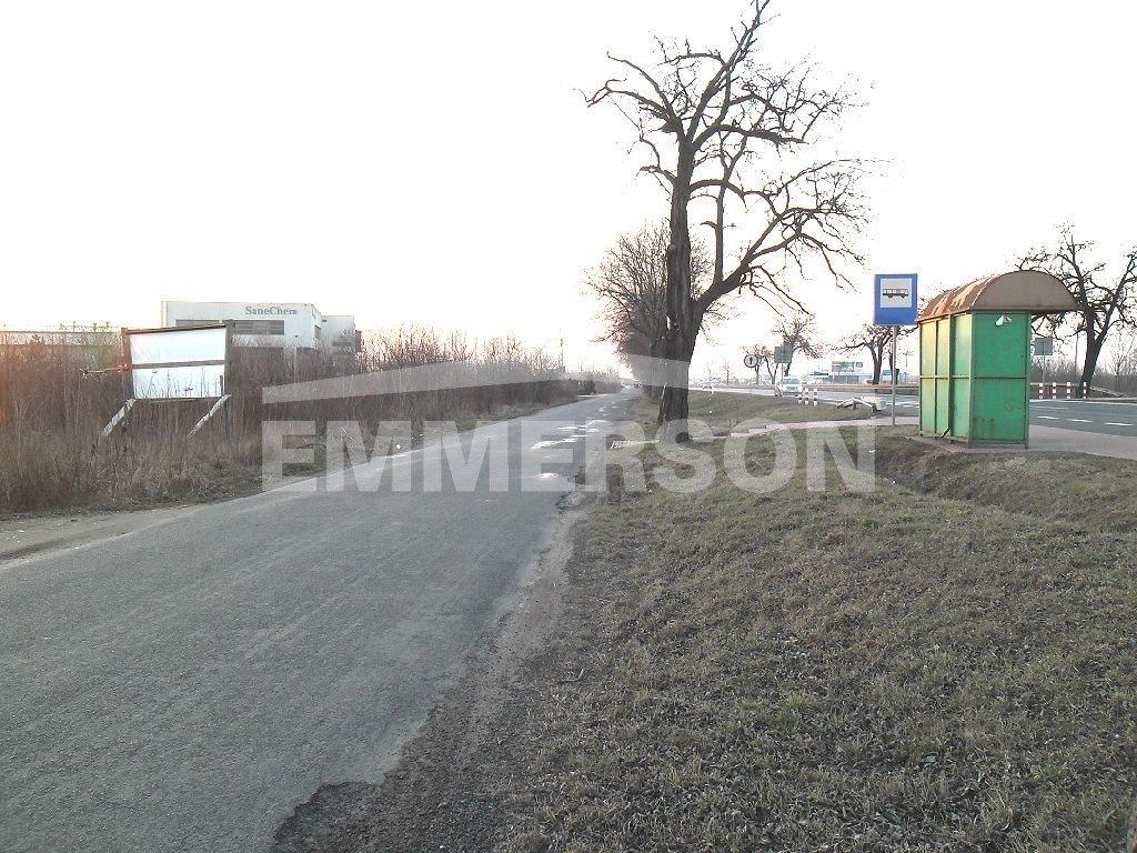 Działka przemysłowo-handlowa pod dzierżawę Czosnów, Łomna, Majowa  2000m2 Foto 4