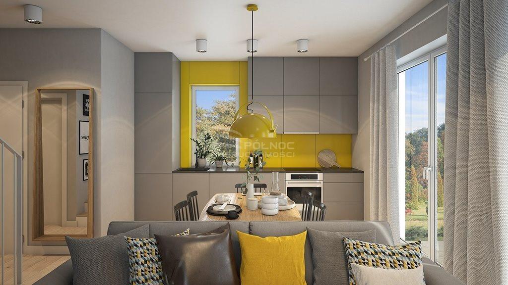 Dom na sprzedaż Pabianice, Nowy dom 88 m2 w stanie deweloperskim  88m2 Foto 4
