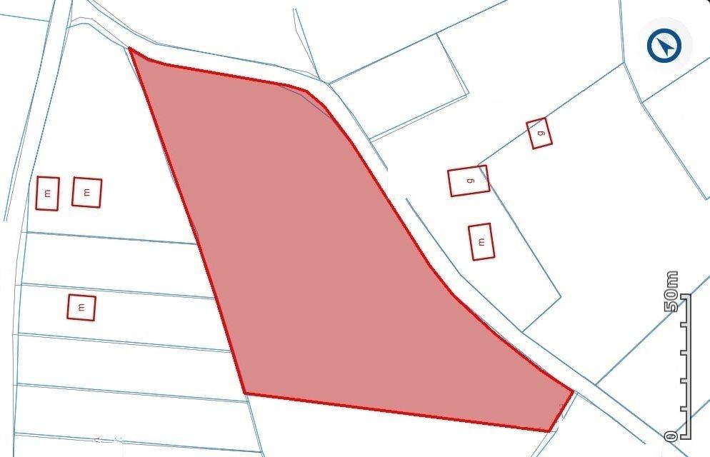 Działka budowlana na sprzedaż Głogoczów  9800m2 Foto 7