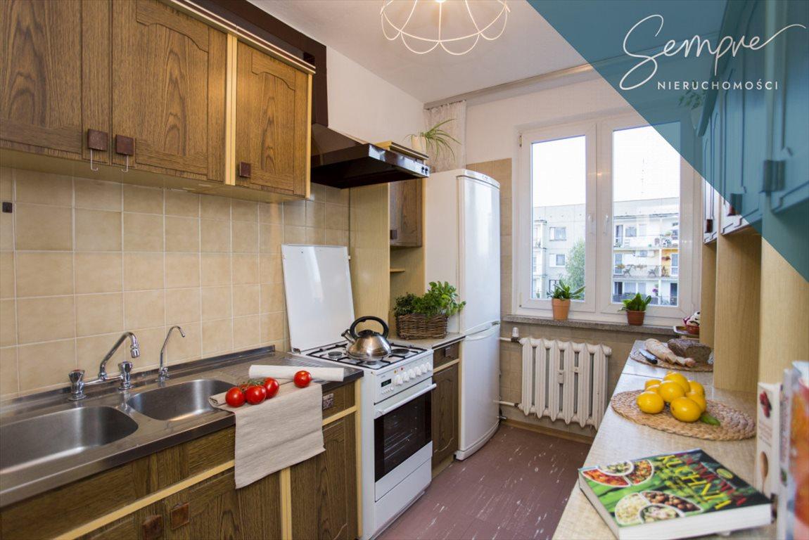 Mieszkanie trzypokojowe na sprzedaż Łódź, Widzew, Ziemowita  61m2 Foto 5