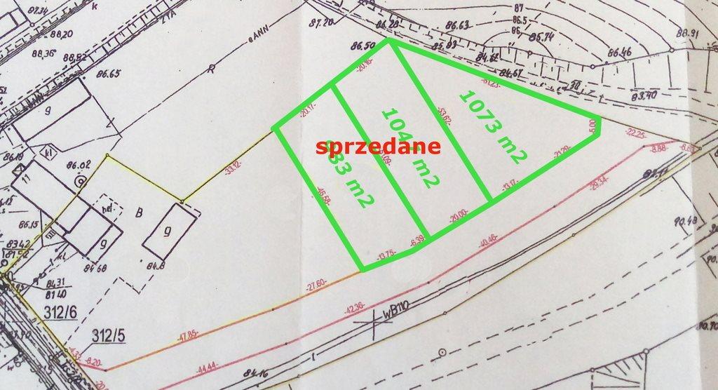 Działka budowlana na sprzedaż Rosnówko, Jarosławiecka  1073m2 Foto 12