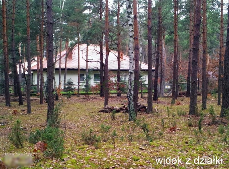 Działka leśna na sprzedaż Warszawa, Wawer, Radość  1837m2 Foto 3