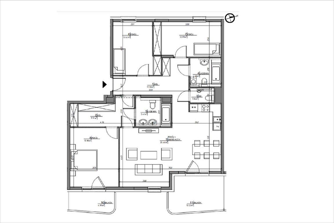 Mieszkanie czteropokojowe  na sprzedaż Warszawa, Bemowo, Batalionów Chłopskich  110m2 Foto 1