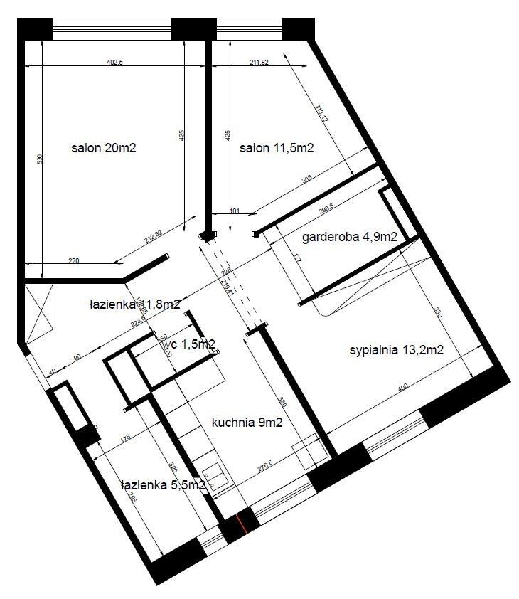 Mieszkanie trzypokojowe na sprzedaż Warszawa, Bemowo, Górce, Ziębicka 2  78m2 Foto 14