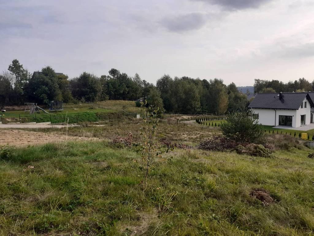Działka budowlana na sprzedaż Chmielno  1395m2 Foto 1
