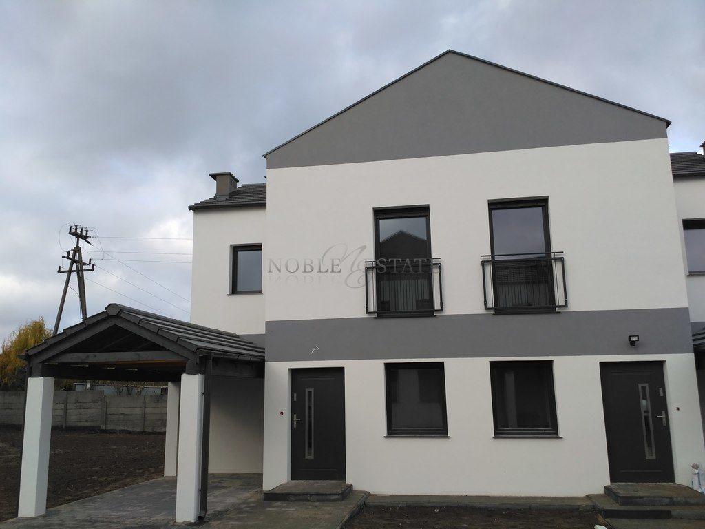 Dom na sprzedaż Kiekrz, Sadowa  86m2 Foto 1