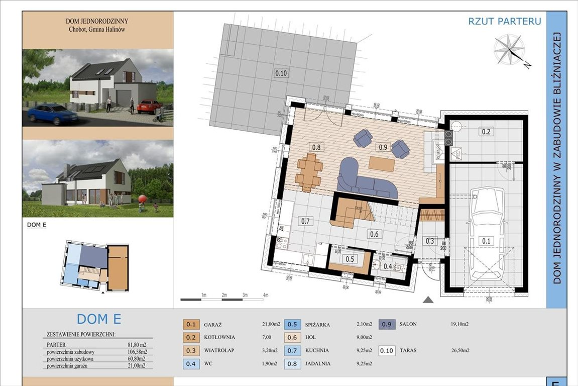 Dom na sprzedaż Chobot  119m2 Foto 10