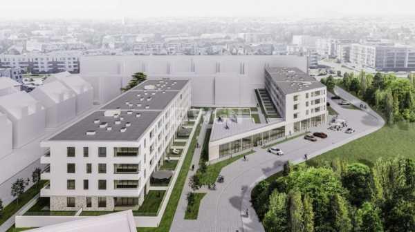 Mieszkanie dwupokojowe na sprzedaż Wrocław, Krzyki, Skarbowców  54m2 Foto 1