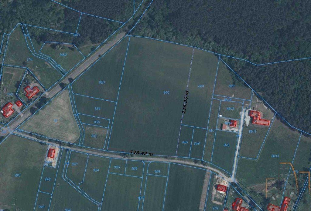 Działka budowlana na sprzedaż Kadłub  28874m2 Foto 1