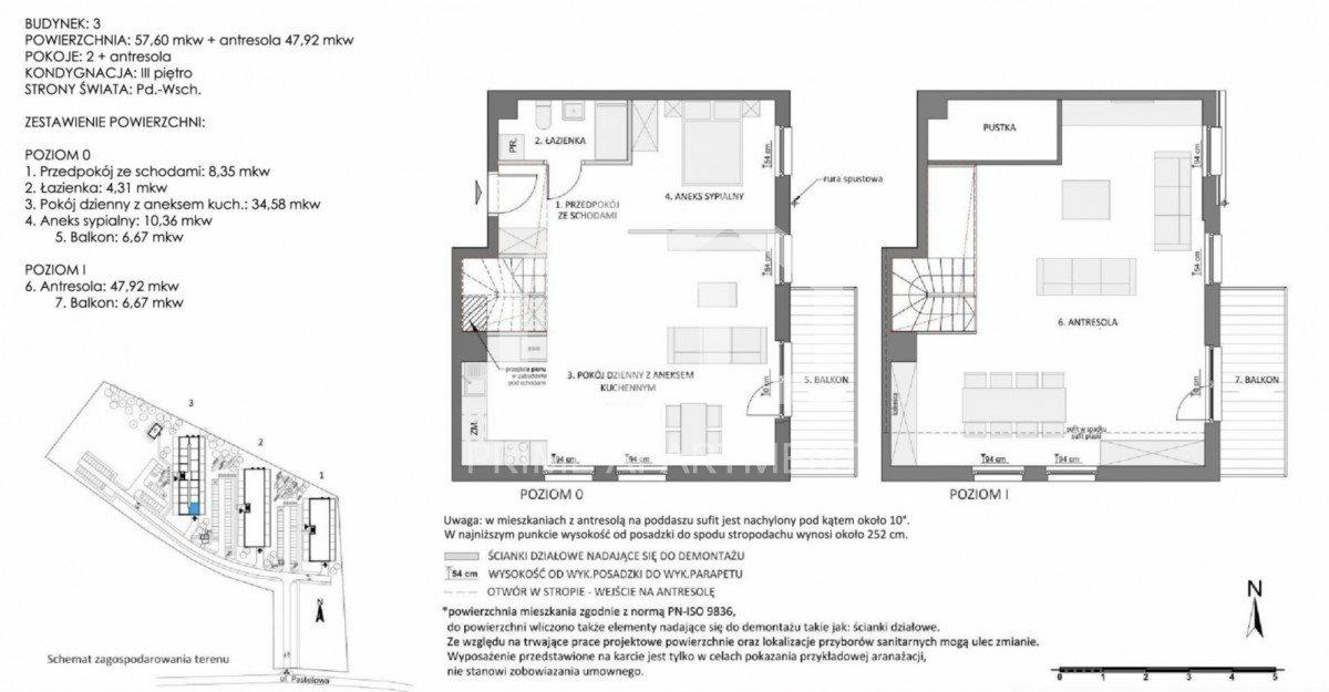Mieszkanie trzypokojowe na sprzedaż Gdańsk, Maćkowy, Starogardzka  106m2 Foto 2