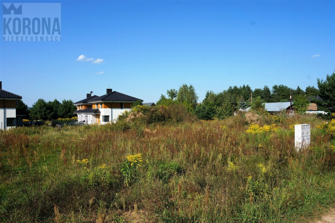 Działka budowlana na sprzedaż Sielachowskie  846m2 Foto 1