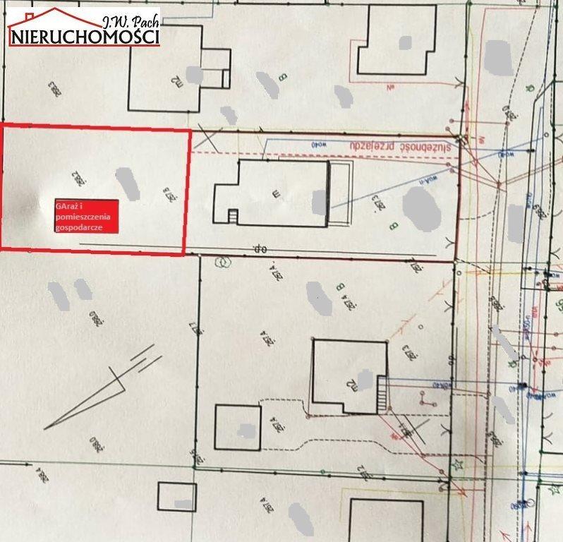 Działka budowlana na sprzedaż Tychy, Wilkowyje  480m2 Foto 1