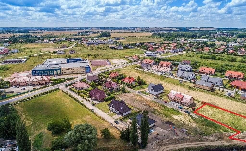 Działka budowlana na sprzedaż Mierzyn, Truskawkowa  1380m2 Foto 2