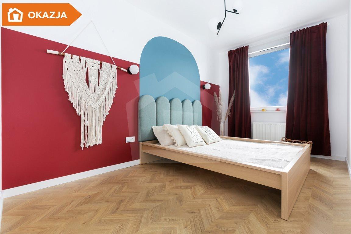 Mieszkanie trzypokojowe na sprzedaż Niemcz  59m2 Foto 10
