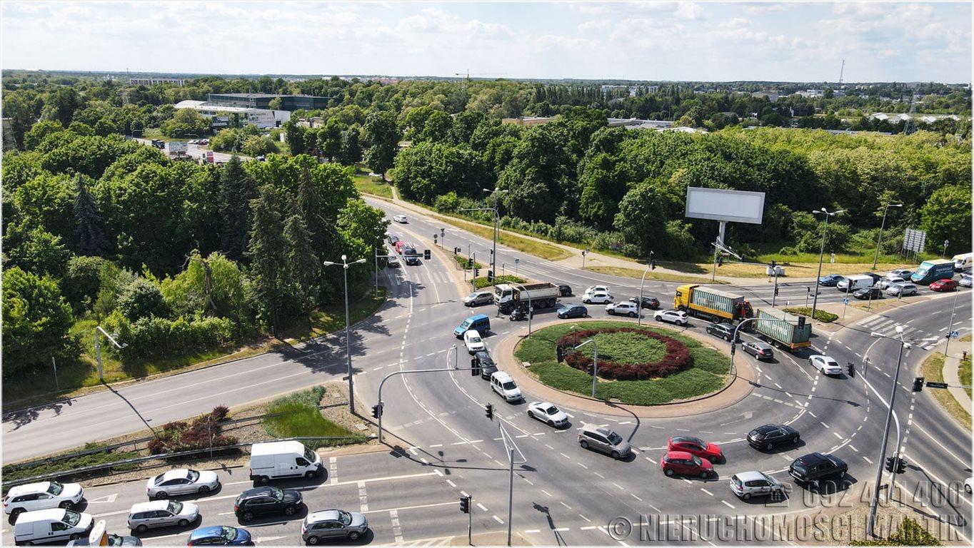 Działka komercyjna na sprzedaż Poznań, Jeżyce, Podolany, Lutycka  1349m2 Foto 1