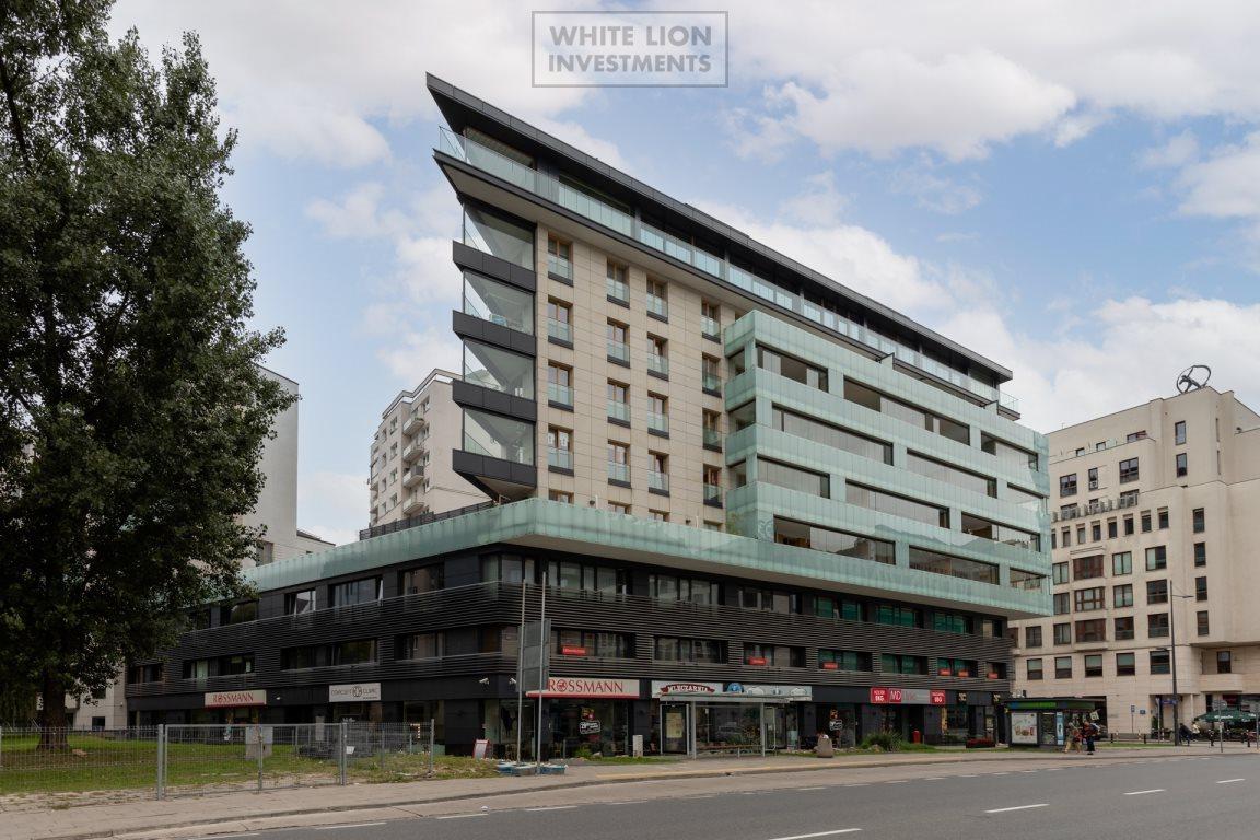 Lokal użytkowy na wynajem Warszawa, Wola, Sienna  103m2 Foto 9