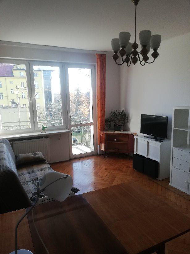 Mieszkanie dwupokojowe na wynajem Kraków, Krowodrza, Juliusza Lea 75  42m2 Foto 6