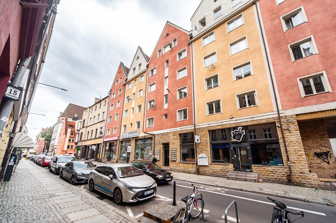 Mieszkanie trzypokojowe na sprzedaż Wrocław, Stare Miasto, Rynek, Odrzańska  51m2 Foto 11