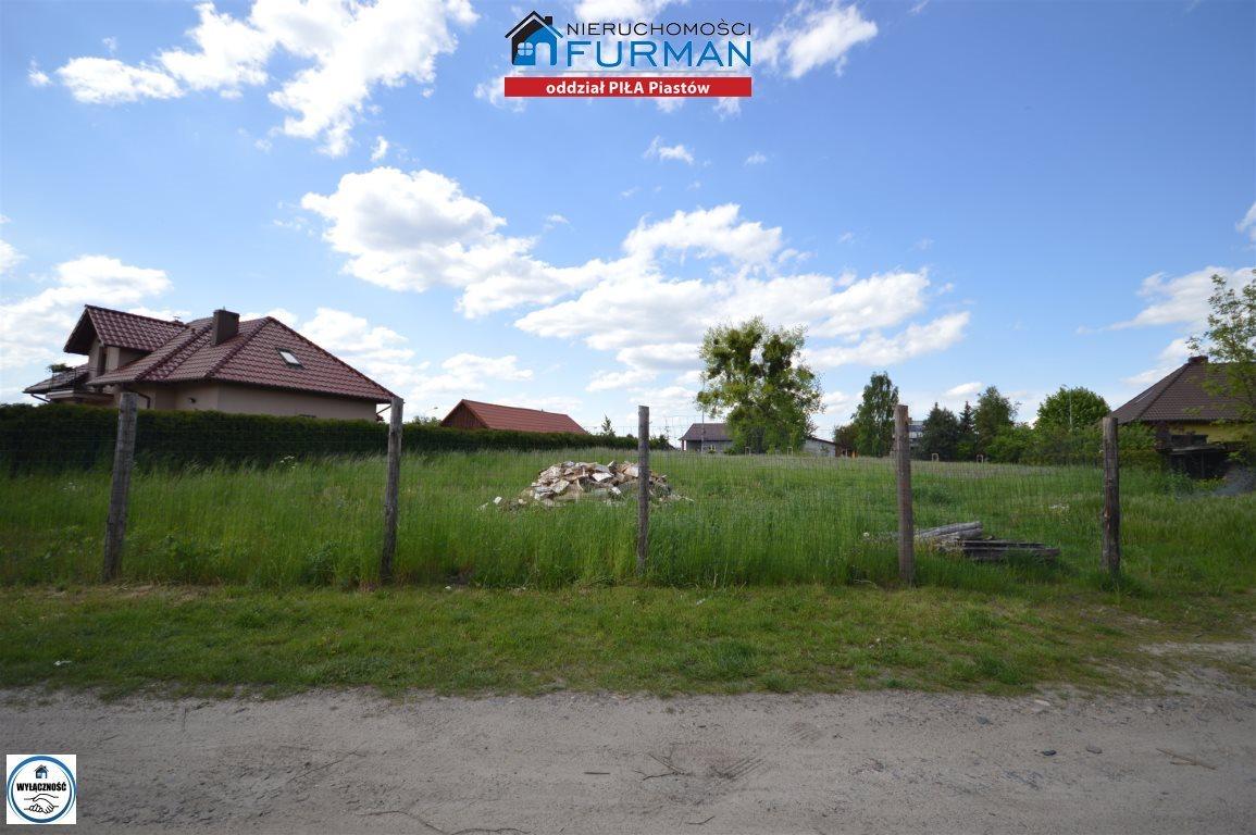 Działka budowlana na sprzedaż Trzcianka, Fałata  1159m2 Foto 5