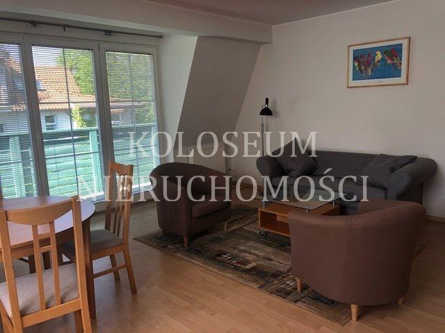 Mieszkanie trzypokojowe na wynajem Sopot, Wyścigi  70m2 Foto 1