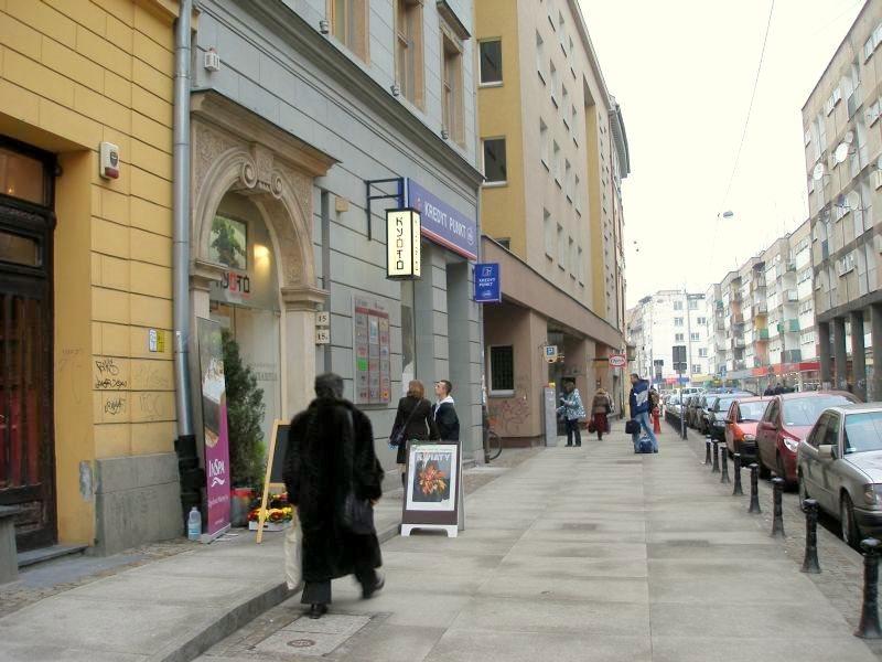 Lokal użytkowy na wynajem Wrocław, Stare Miasto  250m2 Foto 1