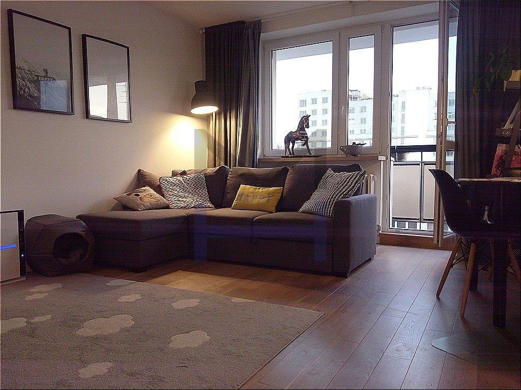 Mieszkanie trzypokojowe na sprzedaż Warszawa, Praga-Południe, Zwycięzców  63m2 Foto 1