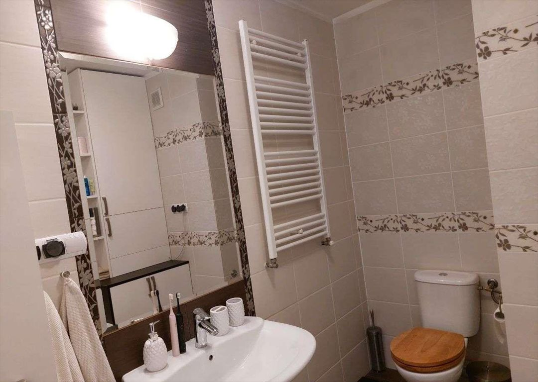 Mieszkanie dwupokojowe na sprzedaż Wrocław, Fabryczna, Muchobór Wielki, Kunickiego 55b  49m2 Foto 11