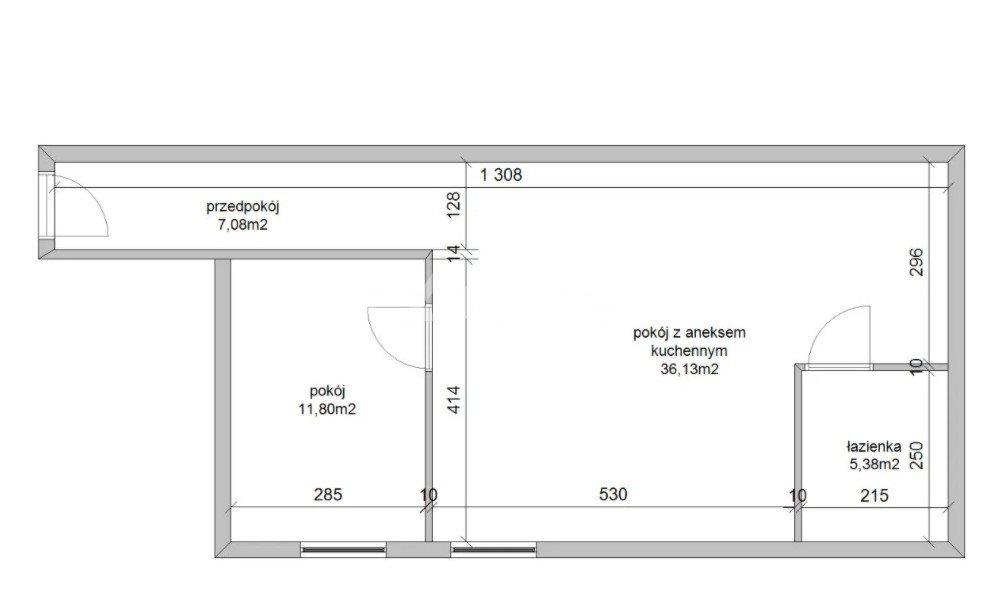 Mieszkanie dwupokojowe na sprzedaż Częstochowa, Garibaldiego  60m2 Foto 9