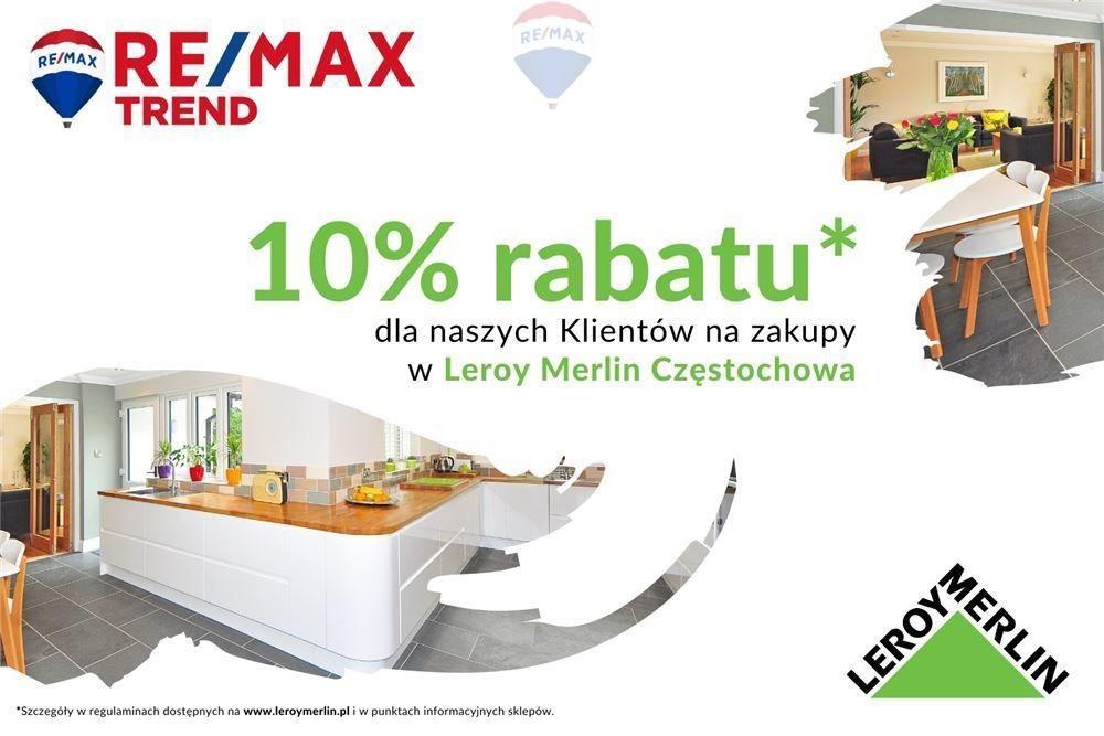 Działka komercyjna na sprzedaż Częstochowa, Lisiniec, Wejherowska  766m2 Foto 2