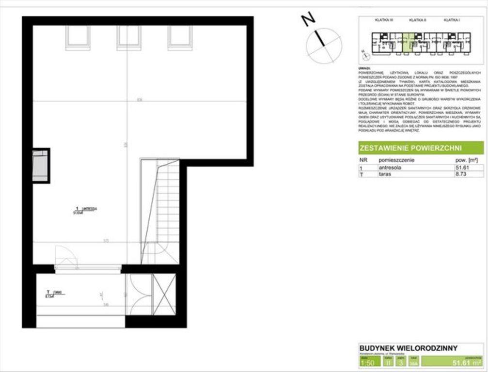 Mieszkanie czteropokojowe  na sprzedaż Konstancin-Jeziorna, Konstancin, Warszawska  122m2 Foto 7