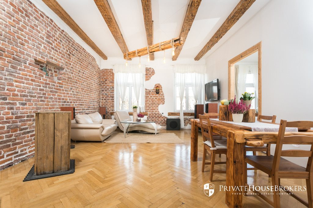 Mieszkanie czteropokojowe  na sprzedaż Kraków, Stare Miasto, Stare Miasto, Starowiślna  126m2 Foto 2
