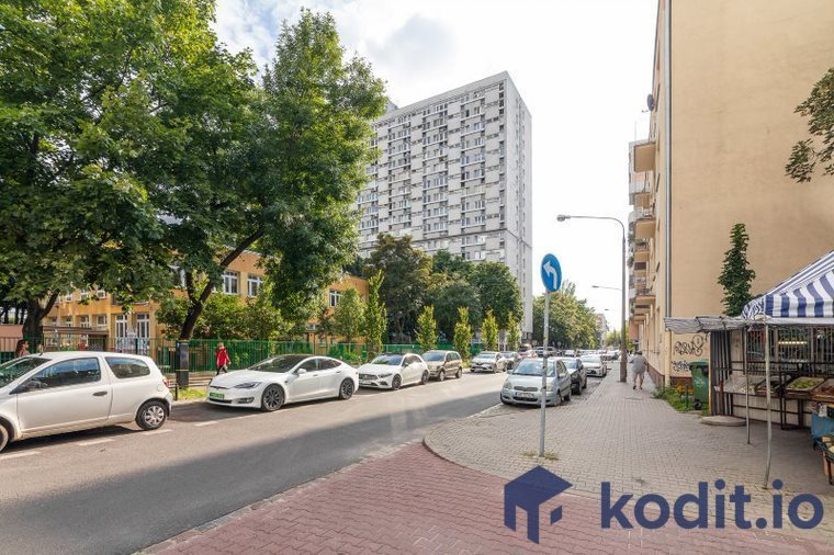 Mieszkanie trzypokojowe na sprzedaż Warszawa, Wola, Krochmalna  58m2 Foto 12