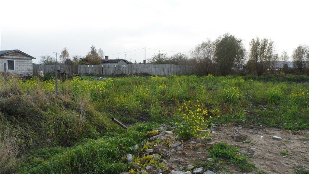 Działka rolna na sprzedaż Rumia, Lotnisko  669m2 Foto 2