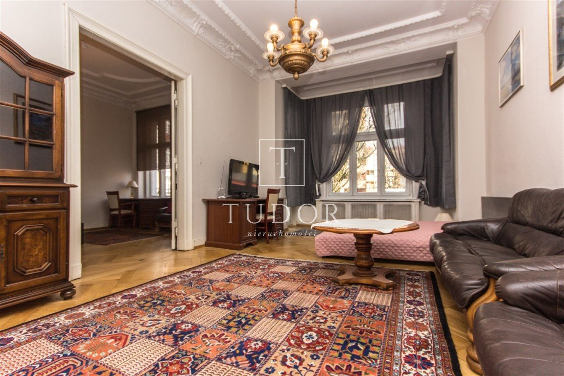 Mieszkanie dwupokojowe na wynajem Szczecin, Centrum  90m2 Foto 2