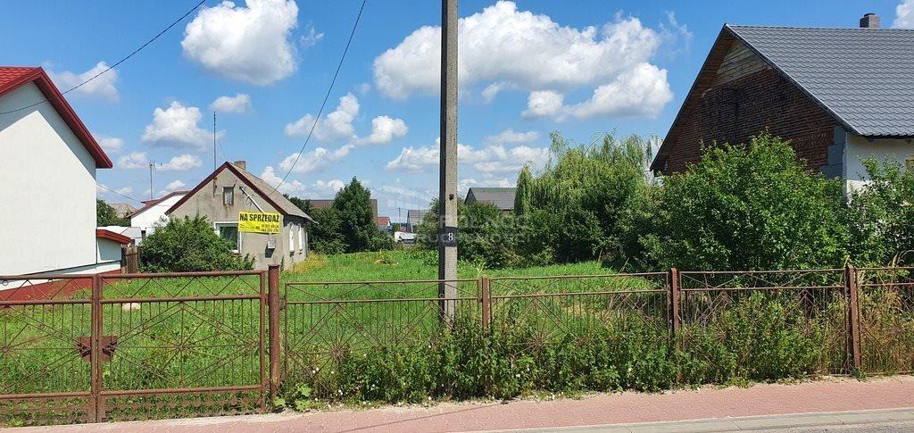 Działka budowlana na sprzedaż Sierosławice  1400m2 Foto 3