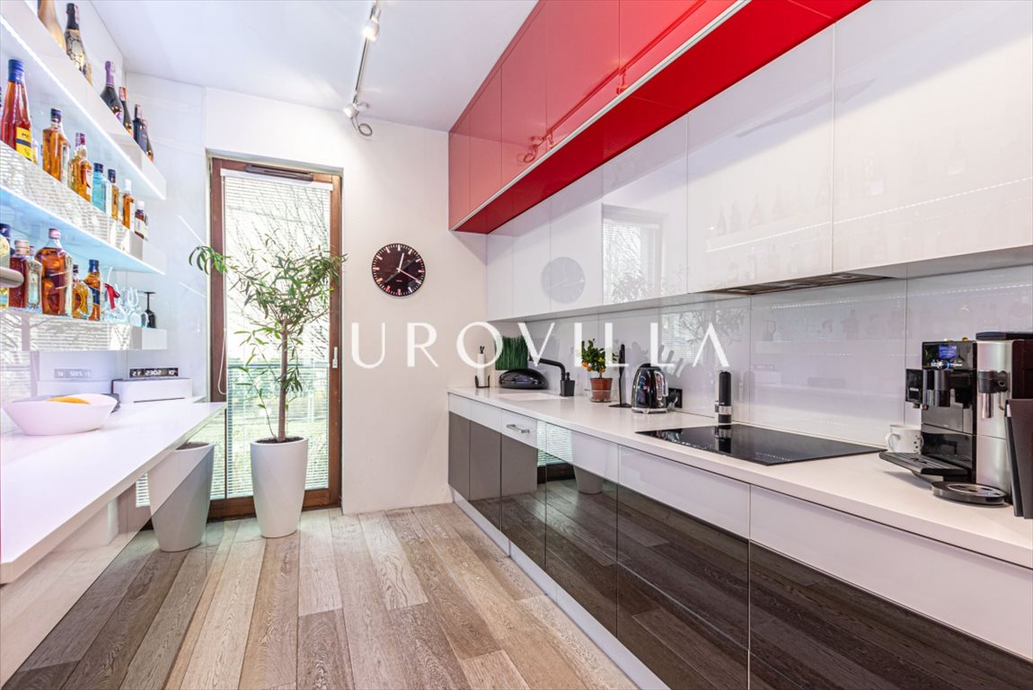 Mieszkanie trzypokojowe na sprzedaż Warszawa, Wilanów, Franciszka Klimczaka  80m2 Foto 2
