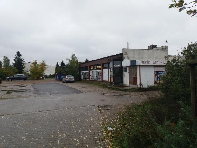 Działka komercyjna na sprzedaż Poznań, Ławica  5578m2 Foto 4