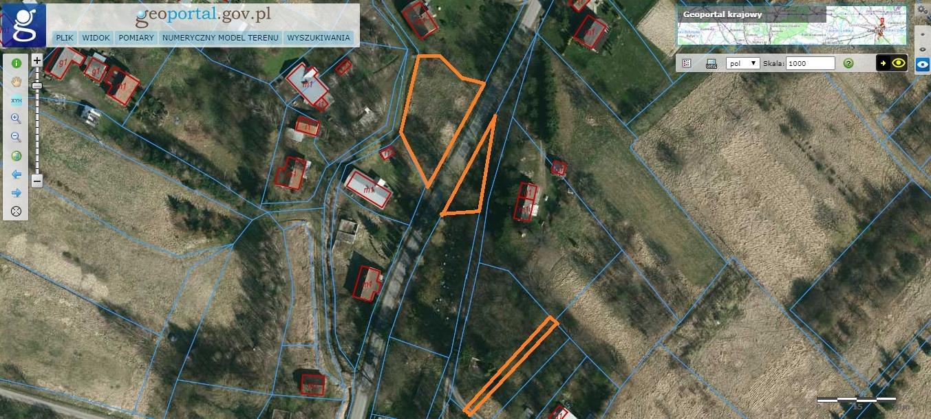 Działka budowlana na sprzedaż Ustrobna  871m2 Foto 6
