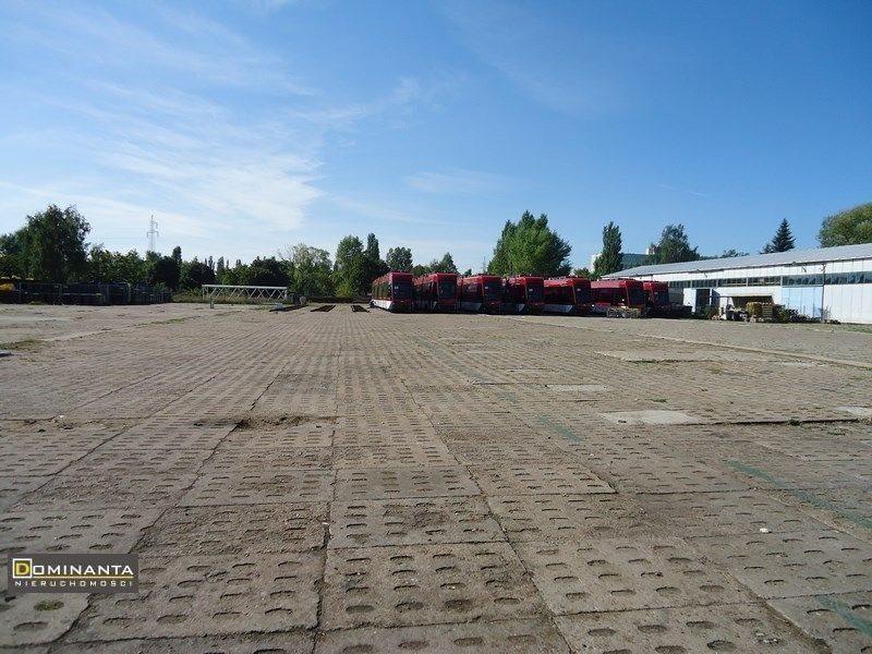 Działka przemysłowo-handlowa pod dzierżawę Poznań, Grunwald, UTWARDZONY PLAC  4000m2 Foto 1