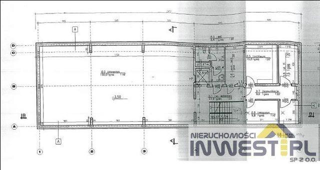 Działka inwestycyjna na sprzedaż Olsztyn, Centrum, Centrum  1400m2 Foto 3