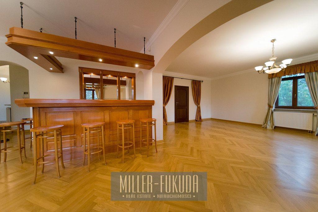 Dom na wynajem Warszawa, Wilanów, Zawady  1150m2 Foto 6