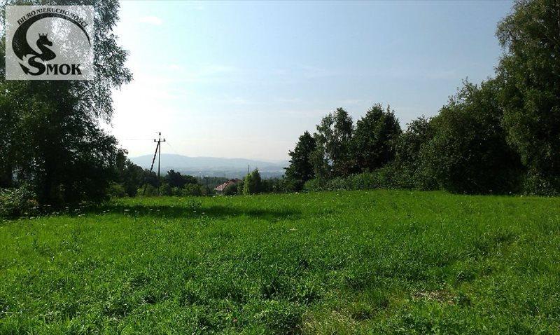 Działka budowlana na sprzedaż Włosań  4200m2 Foto 1