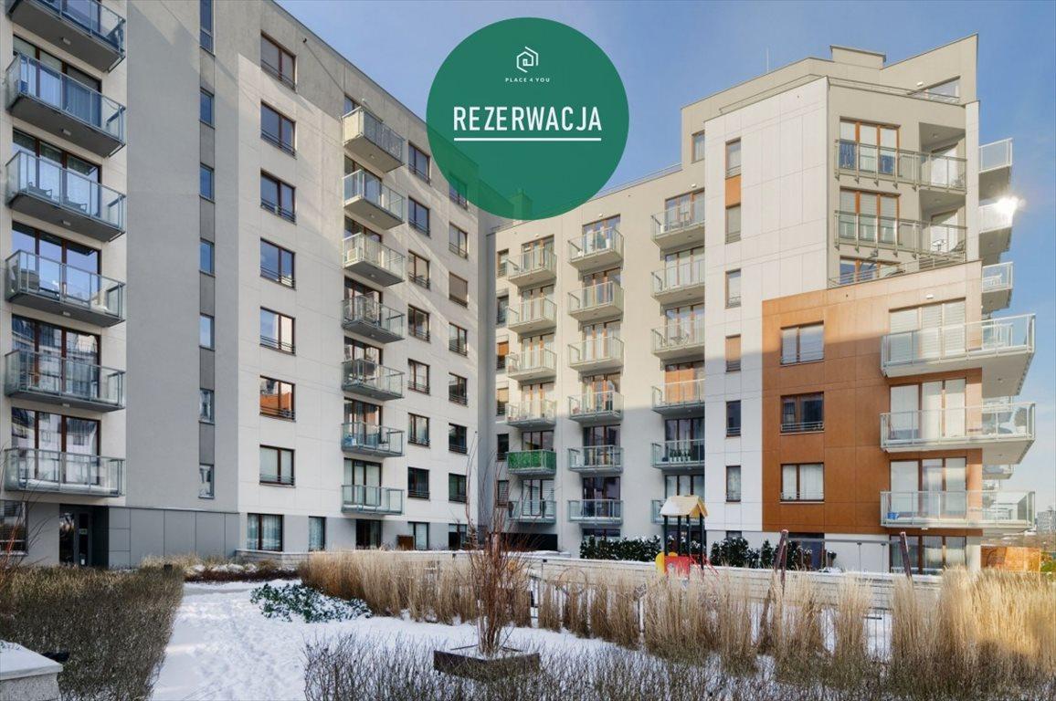 Mieszkanie trzypokojowe na sprzedaż Warszawa, Mokotów Służewiec, Cybernetyki  67m2 Foto 6